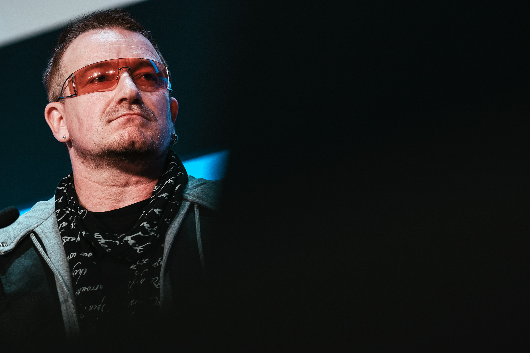 Bono - World Economic Forum Annual Meeting, Davos - Switzerland