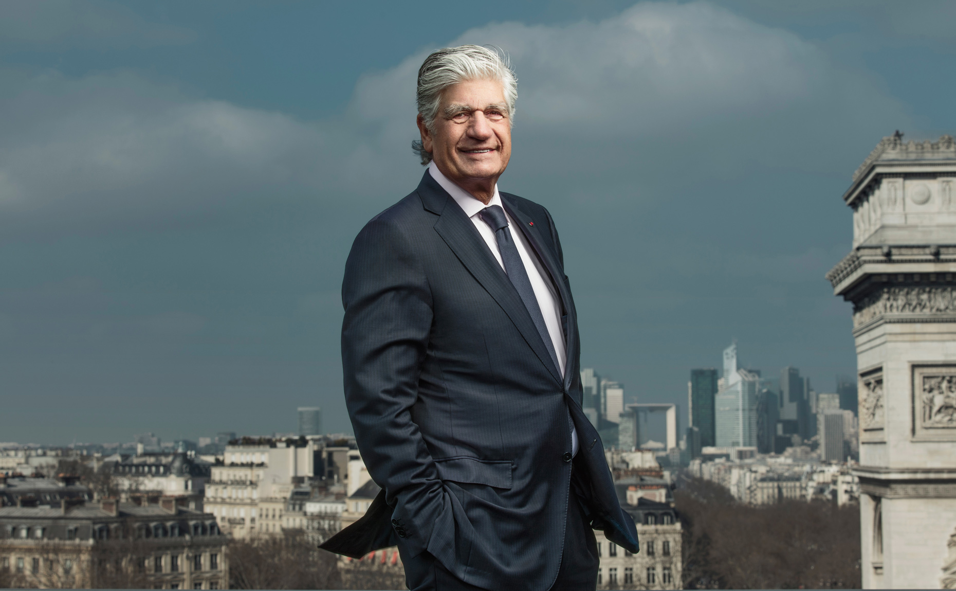 Maurice Levy - Adweek