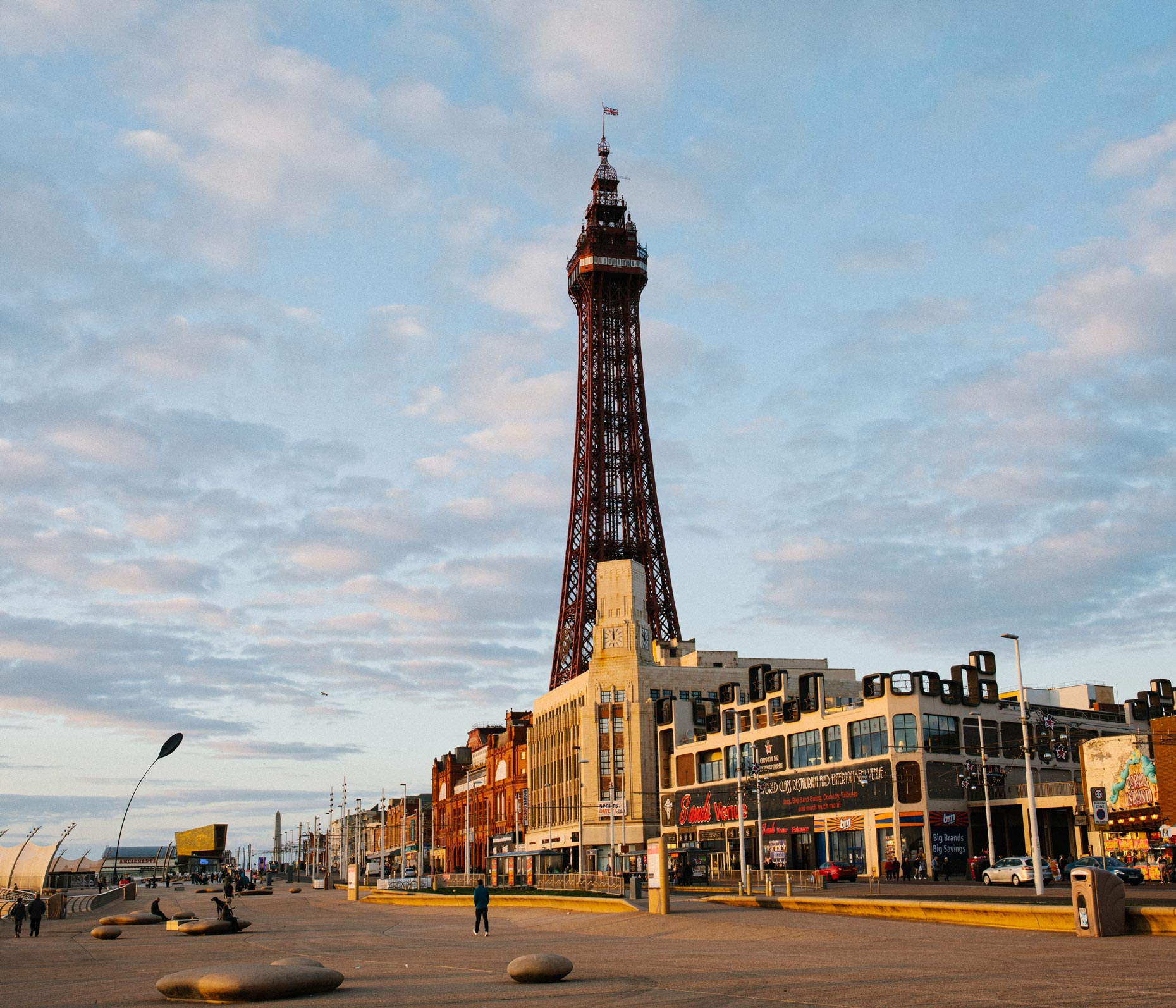 "GB. Sept. 2017, Personal project ""ESCALES"" - Blackpool - (Work in Progress...)"