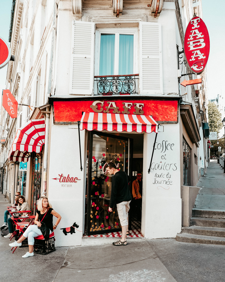 France, Paris, Montmartre