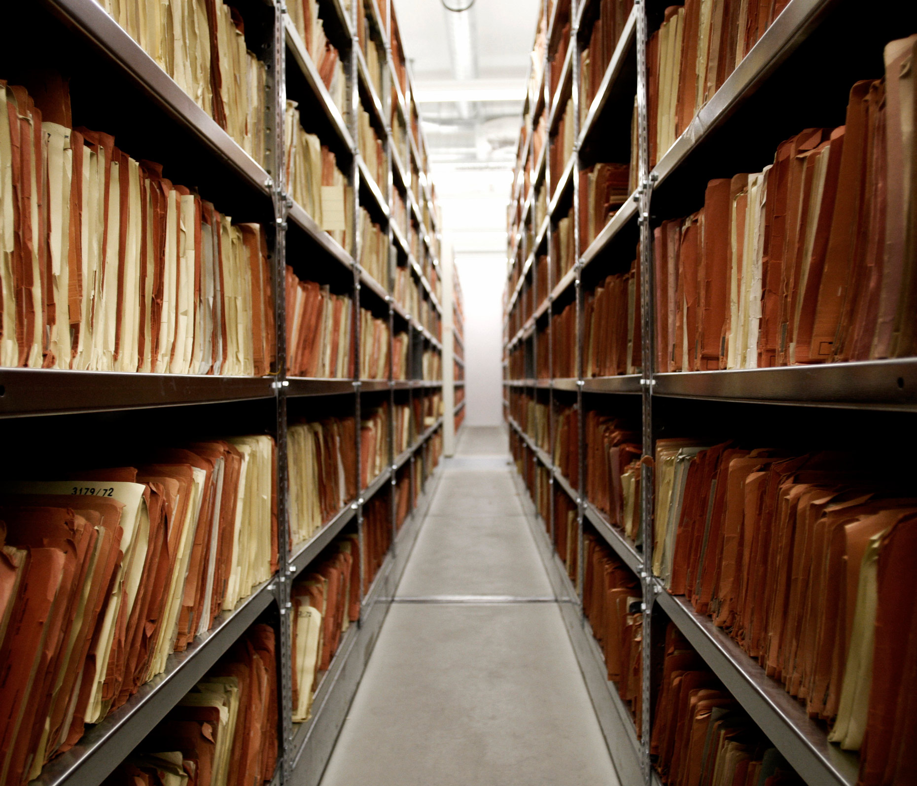 Archive of the Stasi (The GDR