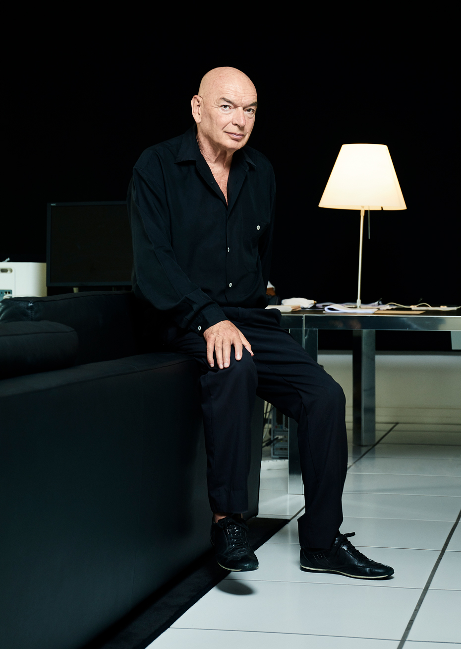 Architect Jean Nouvel - How to Spend it