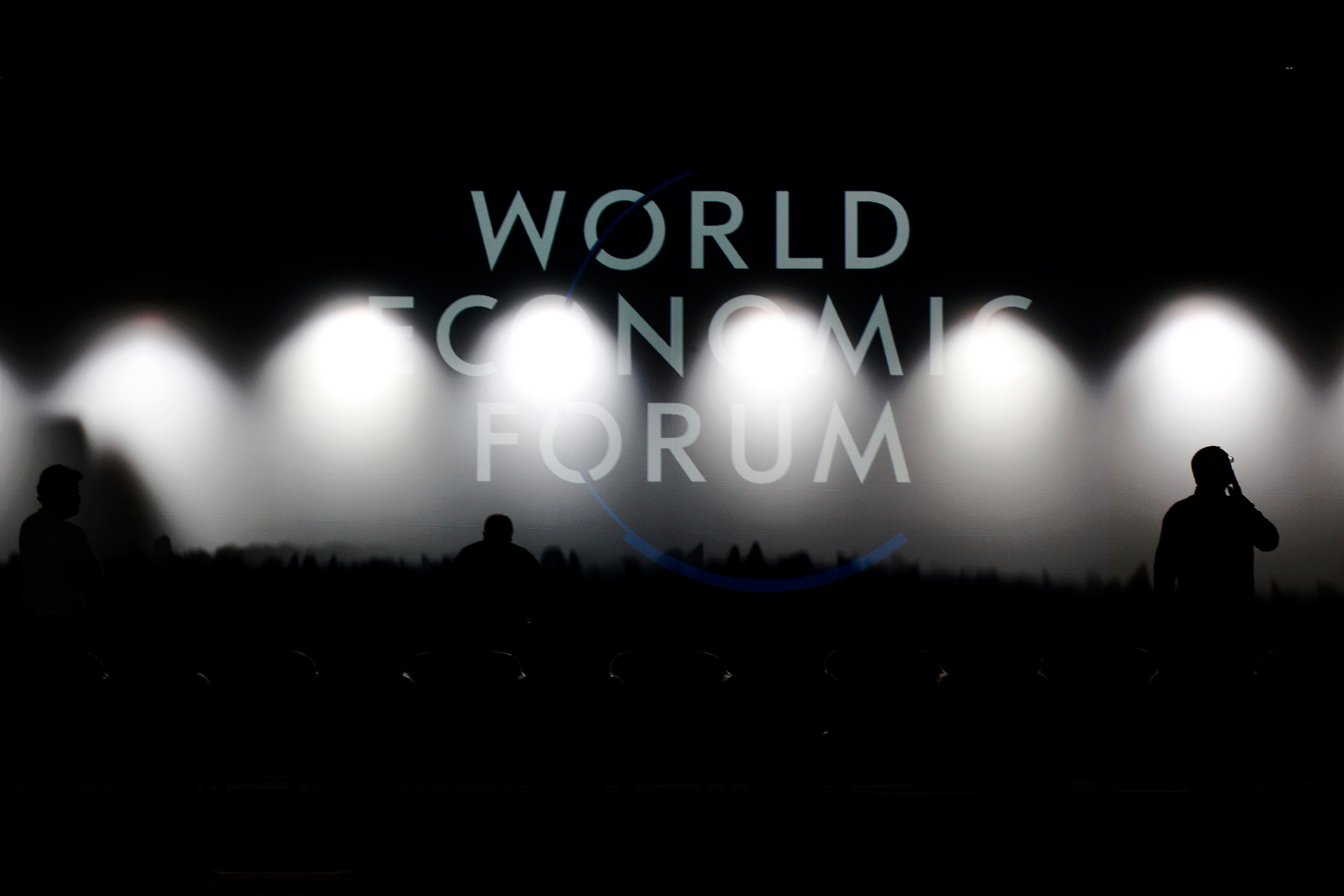 For Time - Davos, World Economic Forum