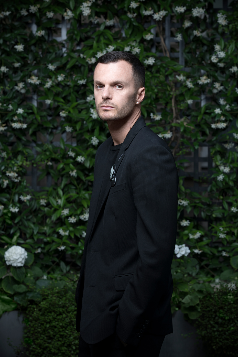 Kris Van Assche as Artistic Director of Berluti  - WWD