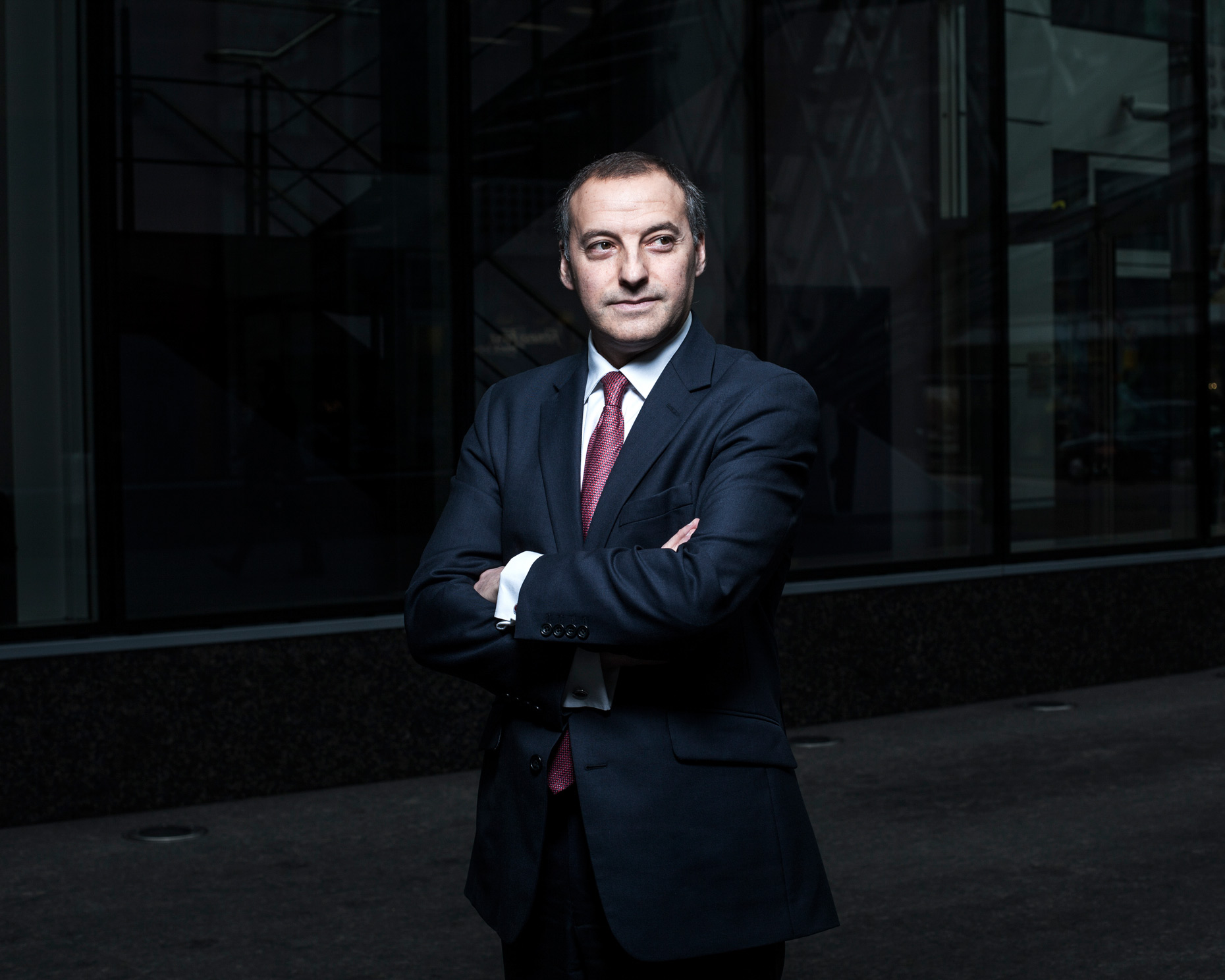 London | Simon Michaels  Ankura First Chairman of EMEA and APAC Regions